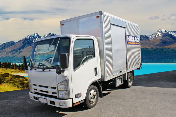 Tail lift truck auckland