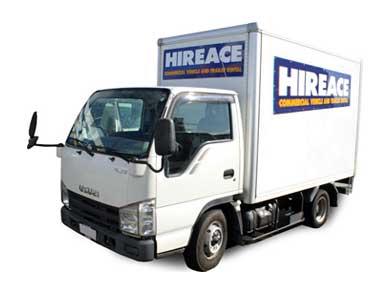 Furniture Truck Rental Wellington