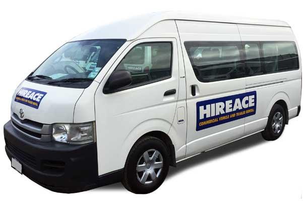 Cheap 10 to 13 Seater Minibus Rental - Large Passenger Van