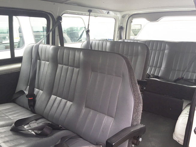 10 to 13 Seater Minibus Rental | Large Van Hire Auckland & Wellington