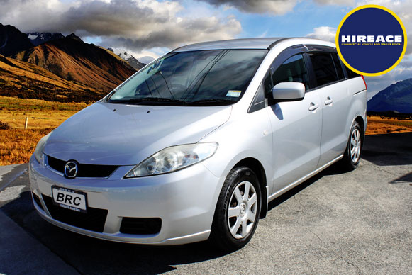 Cheap Large People Mover Rental 6 To 8 Seater Vehicle Hire