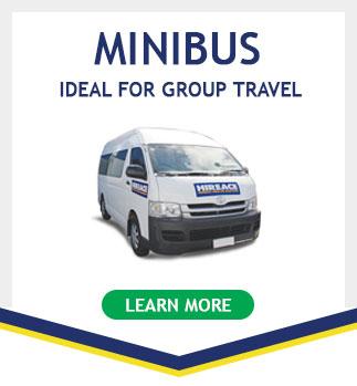 Truck Hire, Van & Minibus Hire | Auckland Wellington